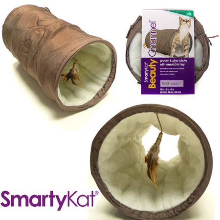 SmartyKat - Beauty Channel Groom Tunnel