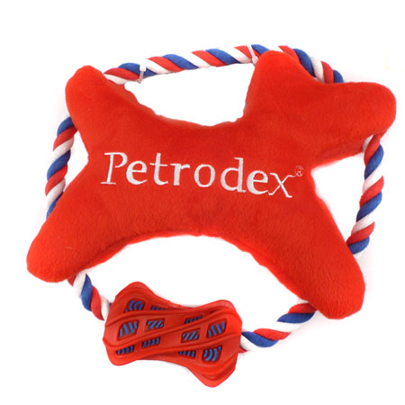 Petrodex DentaPlay Large Disc - Cleans Teeth While Playing!